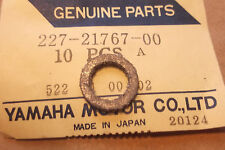 YAMAHA AT1 DT1 CT1 CS3 YR1 YL2 YDS5 YG1 YAS1  NOS OIL TANK GASKET # 227-21767-00