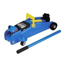 SALE Hydraulic Trolley Jack Sturdy All Steel With Quick Fit Handle 2 TONNE