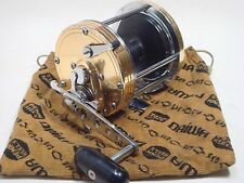 Daiwa SEALINE 400 GOLD Model SALT Water DROP Fishing REELS BIG Game BAIT REELs
