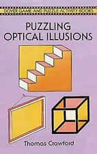 Puzzling Optical Illusions (Dover Children's Activity Books)