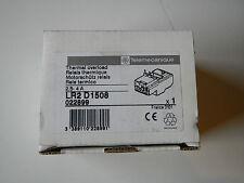 Telemecanique/Schneider LR2 D1508 / Motorschutzrelais /Thermal Overload Relay