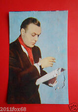 figurines actors cromos akteurs figurine artisti del cinema #70 charles boyer gq
