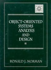 Object Oriented Systems Analysis and Design by Norman, Ronald J.