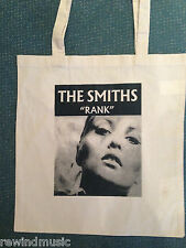 THE SMITHS 'RANK' COTTON TOTE BAG