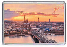 Cologne Germany Fridge Magnet 01
