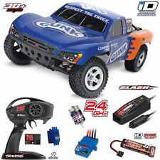 Traxxas 58034-1 Slash 1/10 2WD Short Course Truck Gunk #25 RTR w/ TQ Radio / iD