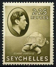 Seychelles 1938-49 sg#148, 2r25 Oliva kgvi GESSO Carta MH #d41487
