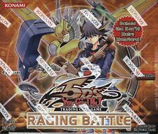 YUGIOH RAGING BATTLE BOOSTER BOX BLOWOUT CARDS