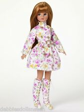 "NRFB Robert TONNER SINDY ""SINDY'S SUN SHOWER"" DOLL OUTFIT ONLY SOLD OUT!"