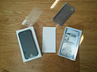 NEW Apple Iphone 5S Space Grey 32GB Sealed Boxed Factory Unlocked Free Warranty