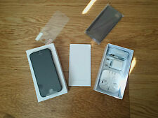 Nouveau Apple Iphone 5S space gris 16GB scellé boxed factory unlocked libre garantie