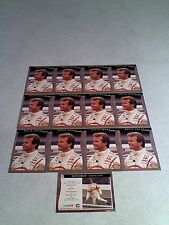 *****Kevin Cogan*****  Lot of 26 cards.....2 DIFFERENT / Auto Racing