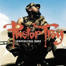 Universal Soldier [Edited] by Pastor Troy cd SEALED Universal