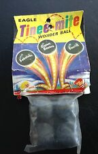 Vintage eagle tinee-mite wonder ball the space age playball Mint in package MIP
