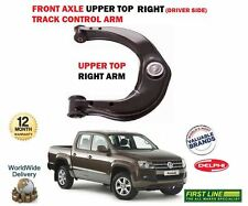 FOR VW AMAROK 2010-  RIGHT SIDE FRONT AXLE UPPER TOP WISHBONE CONTROL ARM SET