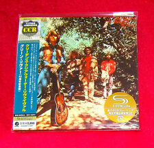 Creedence Clearwater Revival Green River JAPAN SHM MINI LP CD UCCO-9195