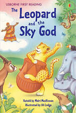 The Leopard and the Sky God (First Reading) (Usborne First Reading), , New Book