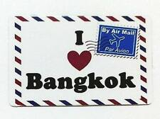 ▓ bangkok thailand FRIDGE / REF MAGNET COLLECTIBLE SOUVENIR