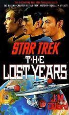 G, The Lost Years (Star Trek), J.M. Dilliard, 0671707957, Book