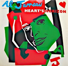 ++AL JARREAU heart's horizon LP 1988 WEA all or nothing at all/killer love VG++