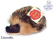 Baby Hedgehog Plush Soft Toy by Teddy Hermann. 92114