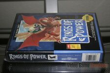 Rings of Power (Sega Genesis, 1991) FACTORY SEALED & MINT! - RARE!