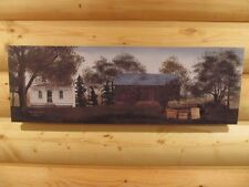 **Primitive Country  10X30 X-Large Canvas Print - Billy Jacobs - Summertime!!**
