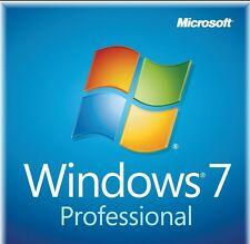 Windows 7 Pro Professional ISO 32bit And 64bit WITH ACTIVATION KEY COA