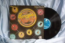 """Boogie Nights  -  20 Original Disco Hits""  L.P."