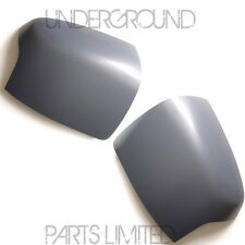 FOCUS INDICATOR DOOR WING MIRROR COVERS PAIR LEFT & RIGHT CAPS TRIM NEARSIDE ST