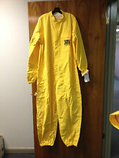 WATERPROOF COVERALL. RAINSUIT. BREATHABLE, ZIPPER FRONT. 200 DENIER.LARGE. NICE!