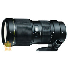 NEW BOXED TAMRON SP AF 70-200mm F2.8 DI LD IF MACRO A001 A001N II NIKON MOUNT