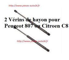 2 verins de Coffre pour Citroen C8