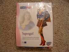 NWT COSTUMES FOR PLAYFUL ADULTS SUPERGIRL XSmall