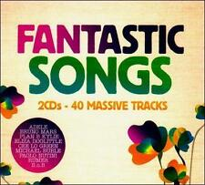 Fantastic Songs [Double CD] [Audio CD] Various Artists