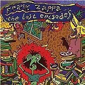 FRANK ZAPPA - THE LOST EPISODES (1996) - 2012 UNIVERSAL REMASTERED CD -BEEFHEART