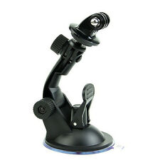 Car Window Sucker Holder Mount Suction Cup for Gopro Hero 3 2 1 Camcorder Action