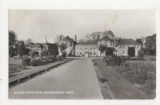 Milford House Hotel Milford On Sea 1970 RP Postcard Hampshire 255a