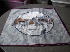 Wolf Wolves Pillow Cover