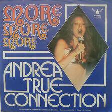 "7"" 70s KULT ! ANDREA TRUE CONNECTION More More /MINT-"