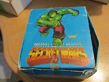Marvel Super Heroes Secret Wars Album Stickers - Leaf - 100 Packs 500 Stickers