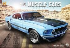 US Muscle Cars (DVD, 2016, 4-Disc Set) - BRAND NEW & SEALED