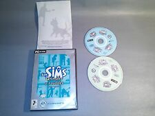 LOS SIMS ANIMALES A RAUDALES PC CD ROM WIND 95/98/XP