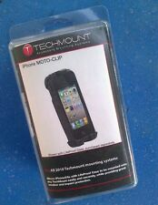 YAMAHA iPHONE 4 4S MOTO CLIP Techmount Cell Phone Mount