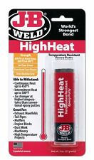 J-B Weld 8297 High Heat Epoxy Putty - 2 oz.