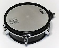 Roland V-Drum PD-105BK Dual Trigger Mesh Drum Pad Black PD-105