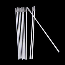 10pcs Stainless Steel Straw Reusable Washable Cleaner Cleaning Brush NEW