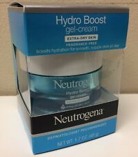 Neutrogena Hydro Boost Gel-Cream, Extra-Dry Skin, 1.7 Oz New