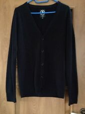 Men Jumper Size S/M Black Mint Condition From Benzini Pit To Pit 49 Cm 19 Inches