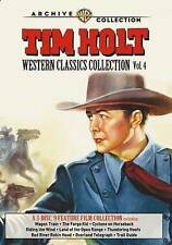 Tim Holt Western Classics Collection, Vol. 4 (DVD, 2014, 3-Disc Set)